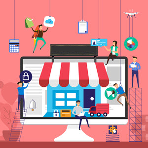 eCommerce Hosting Merchant